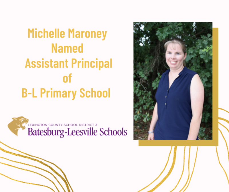 New Assistant Principal Named for B-L Primary School
