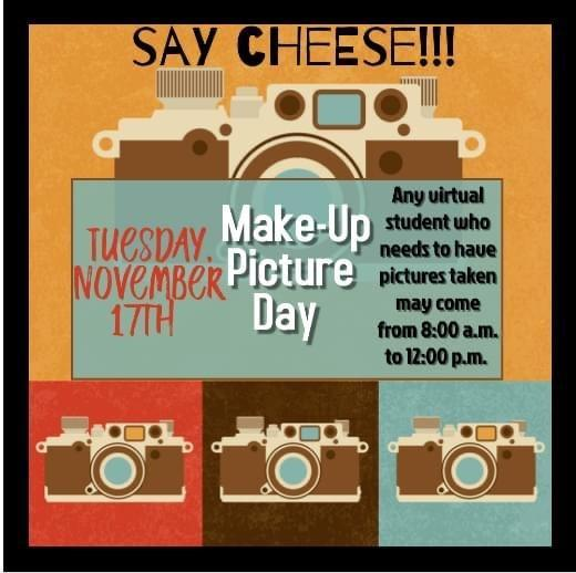 Make Up Picture Day Featured Photo