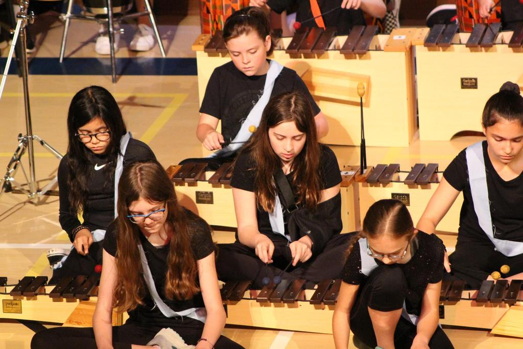 5th Grade Music Showcase 2019