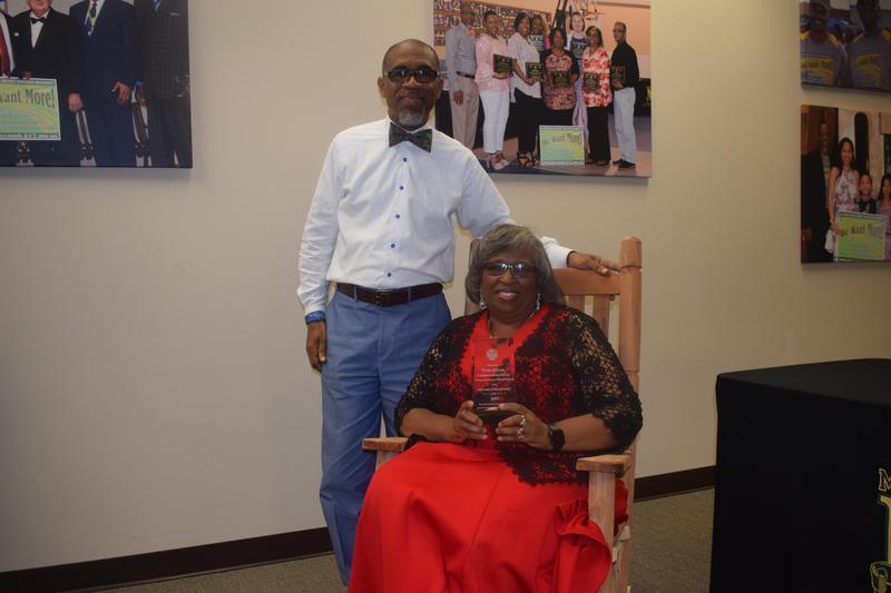 McComb School District Partners In Education (PIE) sponsors Retirement Tea