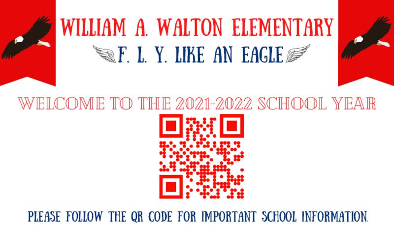 2021-2022 Walton Elementary Orientation Featured Photo