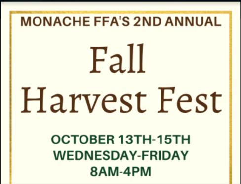FFA Fall Harvest Fest Image