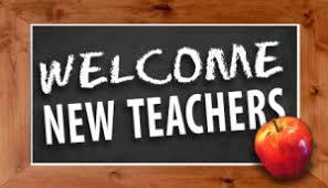 Welcome New Teachers!