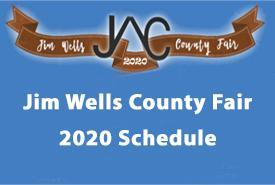 Jim Wells County Fair Schedule Featured Photo