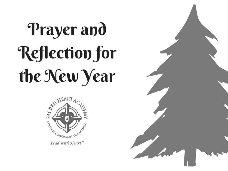New Year Prayer and Reflection Featured Photo