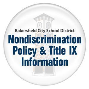 Nondiscrimination Policy