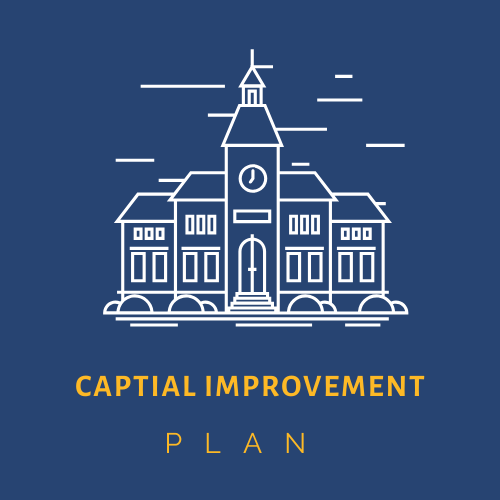 capital improvement plan logo