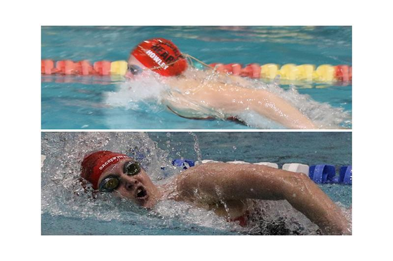Cavan Gormsen '23, Tess Howley '23 to Swim on the USA National Junior Team Featured Photo