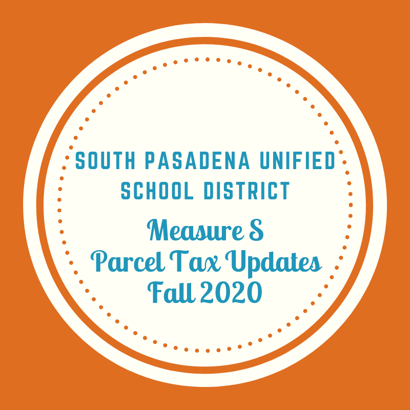 Measure S Parcel Tax Updates Featured Photo