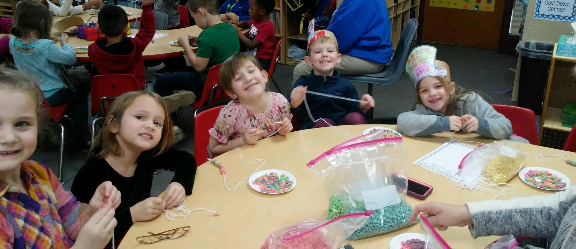 Pre-K Celebrates 100 Days of School