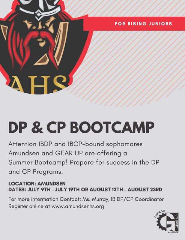 Summer Boot Camp Registration for Rising IB Juniors (Click here) Featured Photo
