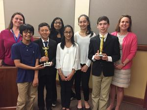 Essex County Gifted & Talented Forensic Competition