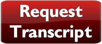 request transcript