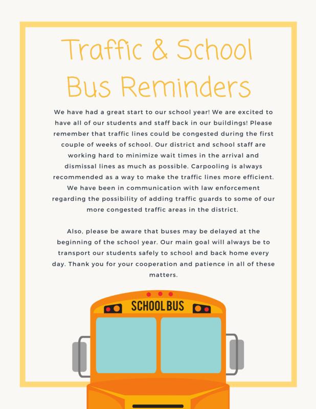 Bus Reminder