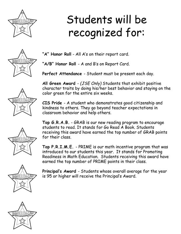 EOY awards flyer, page 2