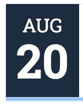 August 20