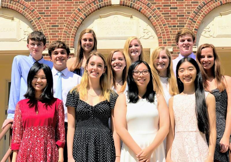 12 HPHS seniors named National Merit Semifinalists Featured Photo