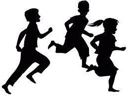 children runnings