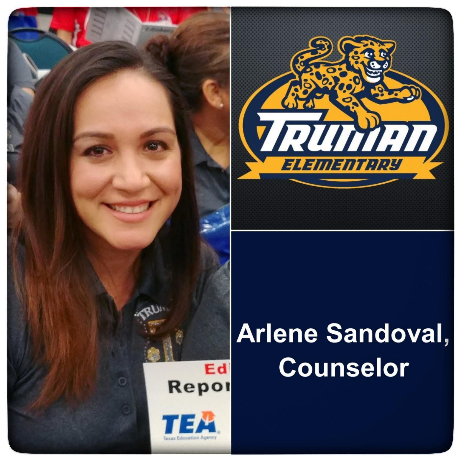 Image of Counselor Arlene Sandoval