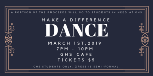 dance info with lines and stripes