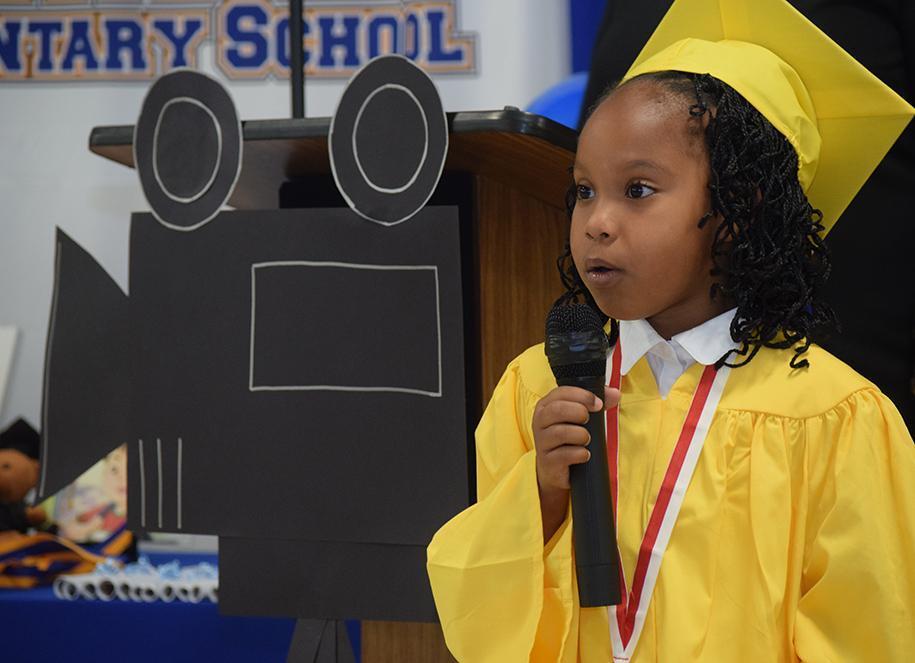 Frazier Elementary School Graduation