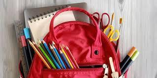 Backpack w/supplies