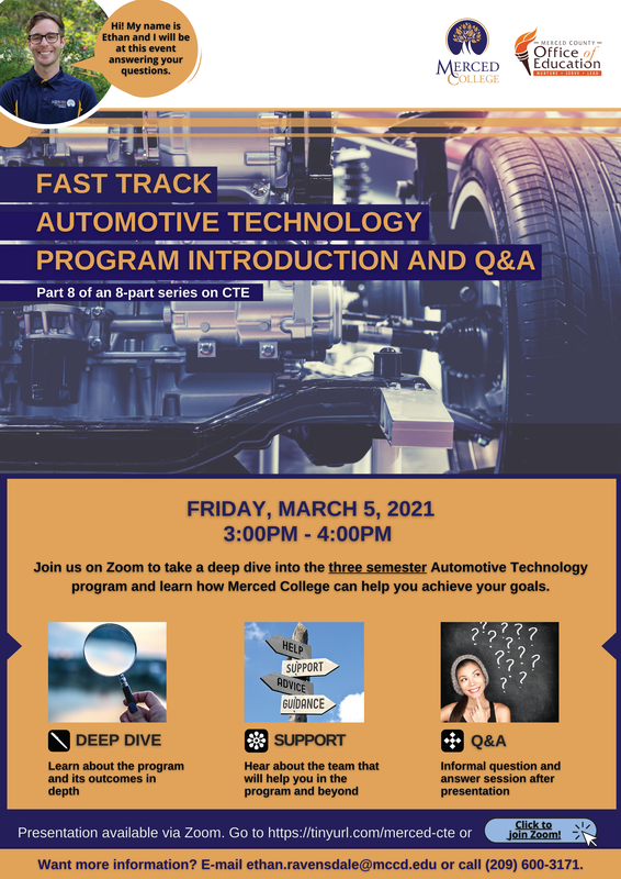Thinking of a career in the automotive industry or just want to know more information? Featured Photo