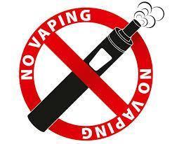 No Vaping Image