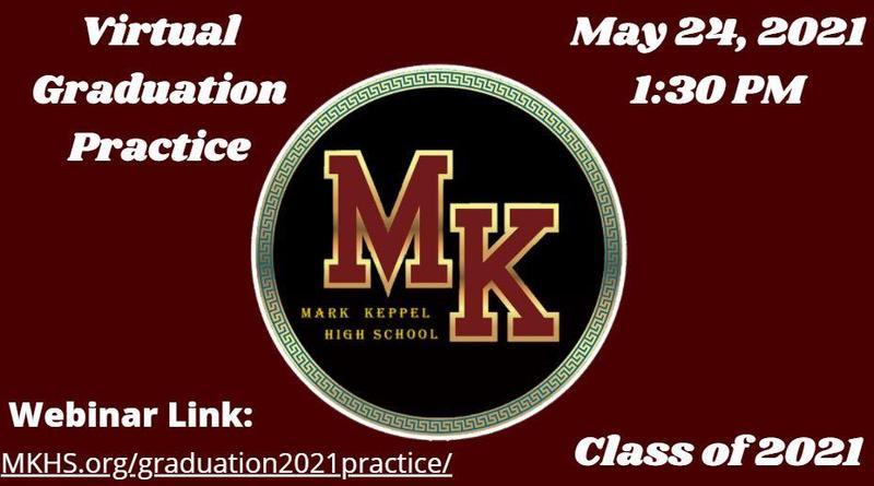Virtual Graduation Practice Presentation Featured Photo