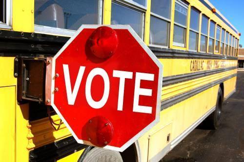 School Bus Vote