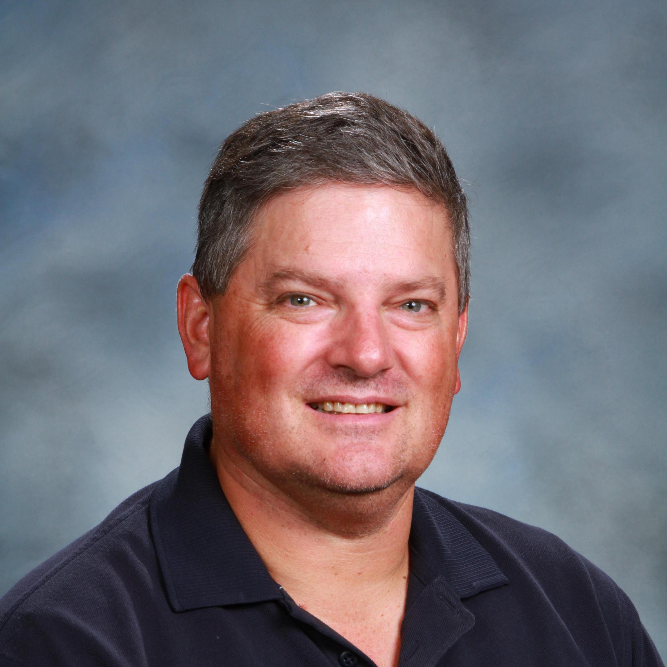 Greg Moyes's Profile Photo