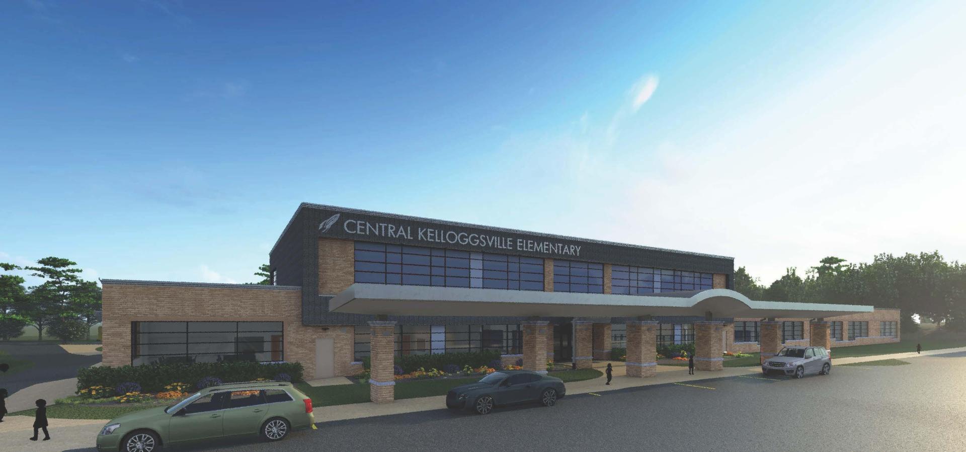 Central Kelloggsville Elementary