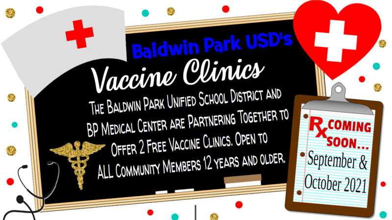 BPUSD is Offering Two FREE COVID-19 Vaccine Clinics! Featured Photo