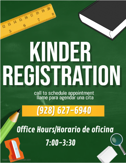 Kinder Registration Featured Photo