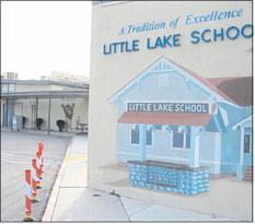 Little Lake Elementary School in Hemet is one of the schools that could see improvements if voters in Hemet Unified School District approve a $150 million bond measure in November.