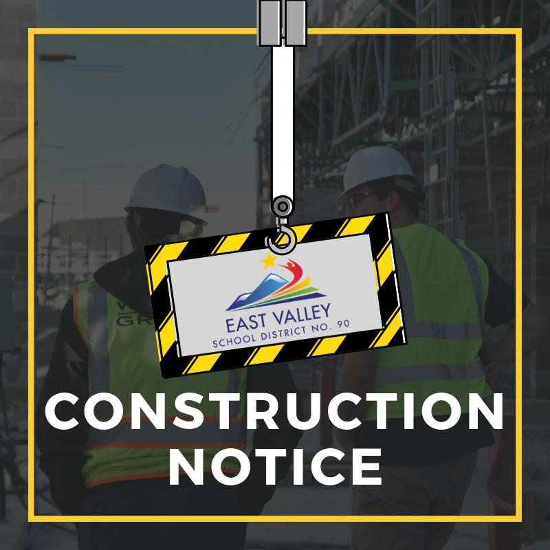 Construction Notice