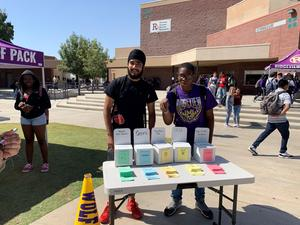 Ridgeview High School holds its Homecoming for a Cause. Students chose organizations to give back to.