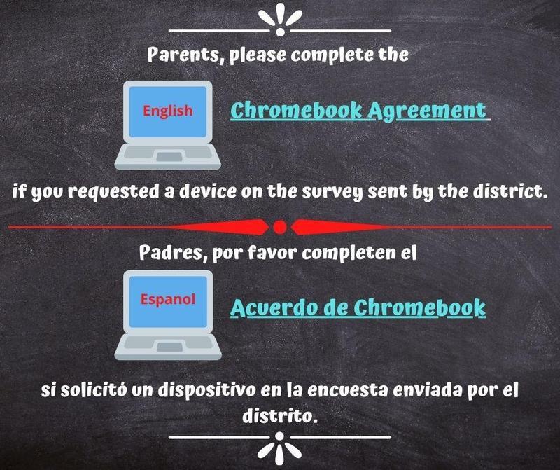 Chromebook/Hotspot Agreement Form************Formulario de acuerdo de Chromebook / Hotspot Featured Photo