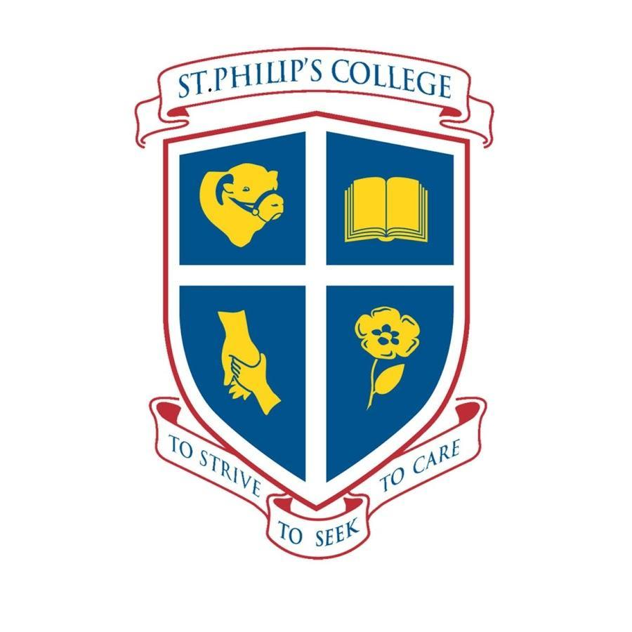 Saint Philip's College Crest