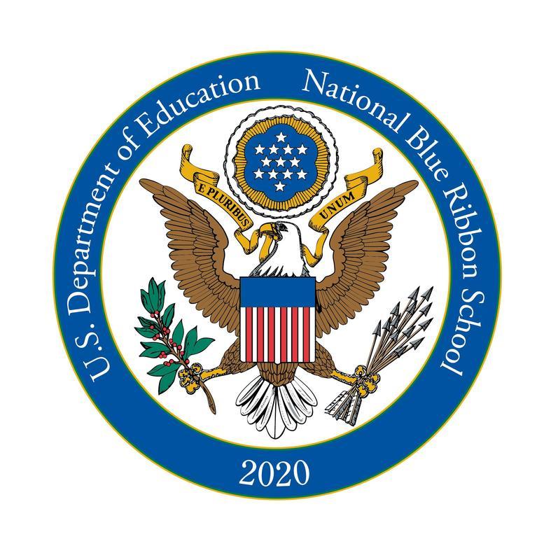 2020 Blue Ribbon Logo