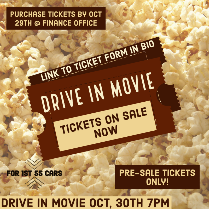 Drive-In Movie Fri, Oct 30th Thumbnail Image