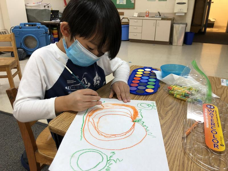 Kindergarten Artists Featured Photo