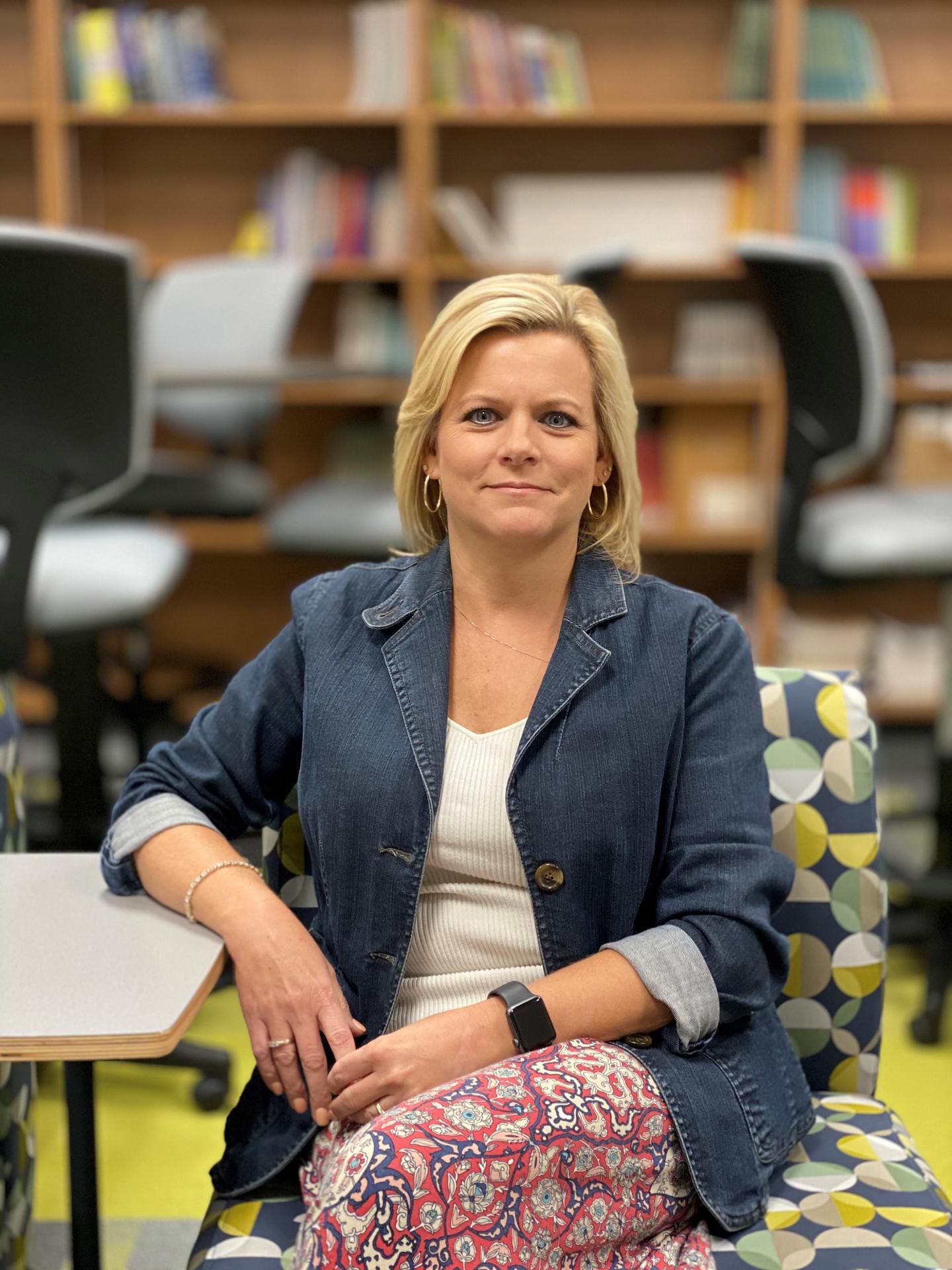 Tonya Harris, principal