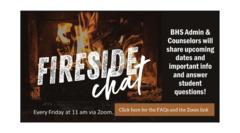fireside chat info