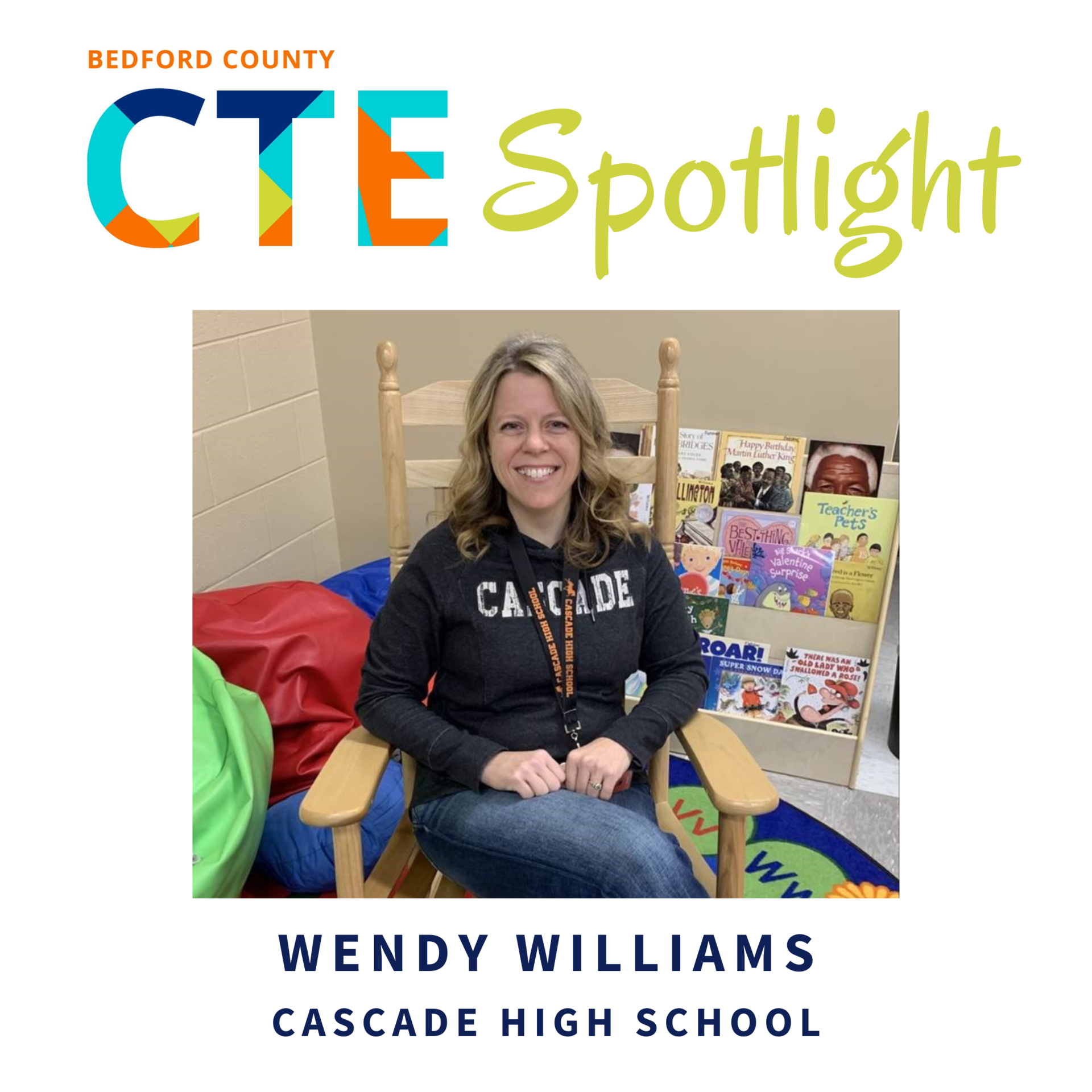 CTE Spotlight - Williams