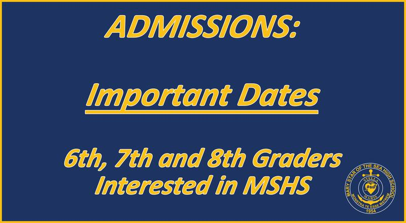 Important Dates for Admission Featured Photo
