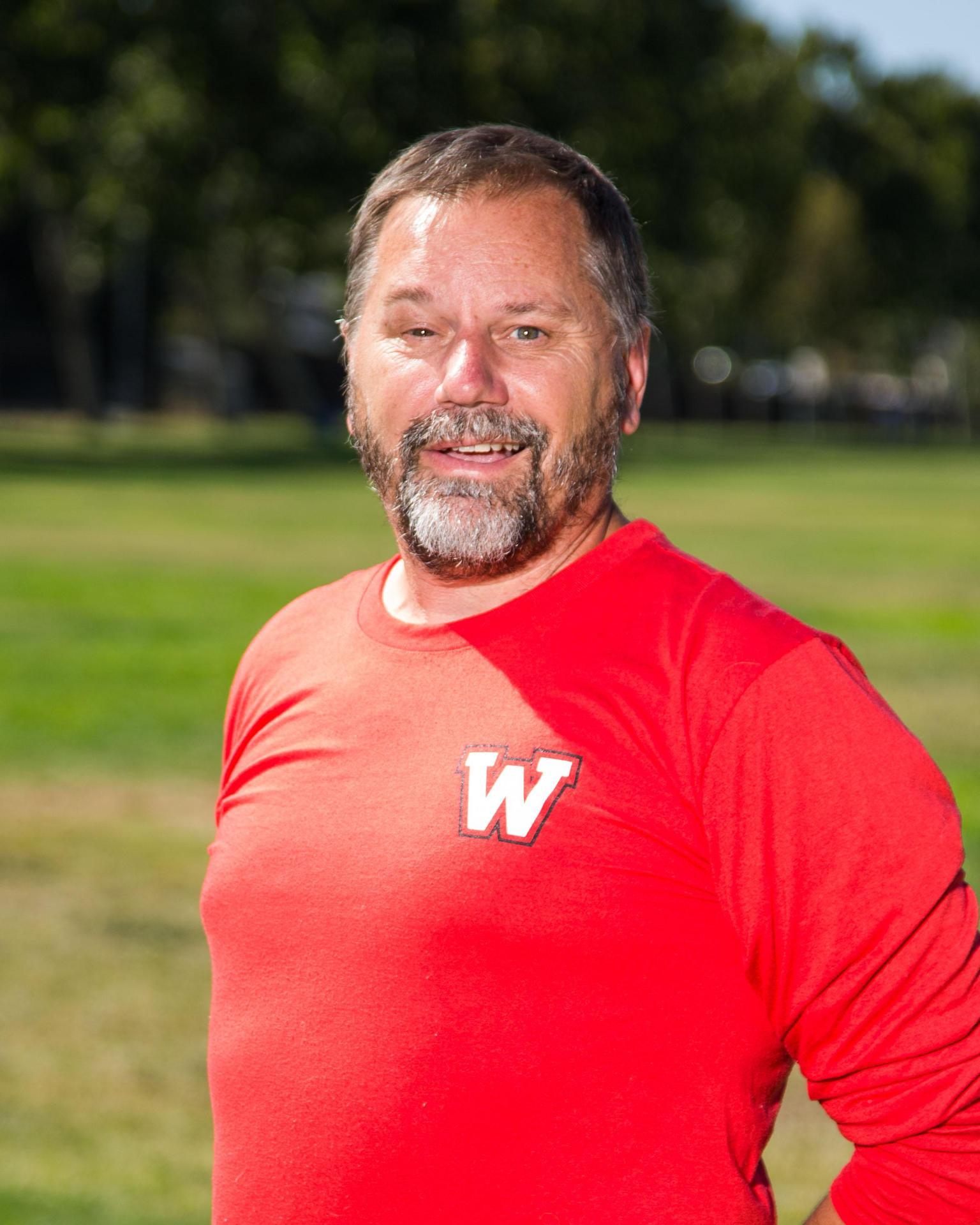 Photo of Coach Ron Ernst