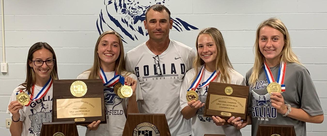 Girls State Winners