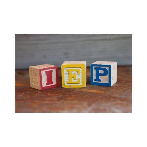 IEP Blocks