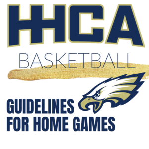 Basketball Home Game Guidelines for Attendees